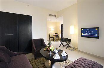 Teda Swiss Inn Plaza Hotel image7