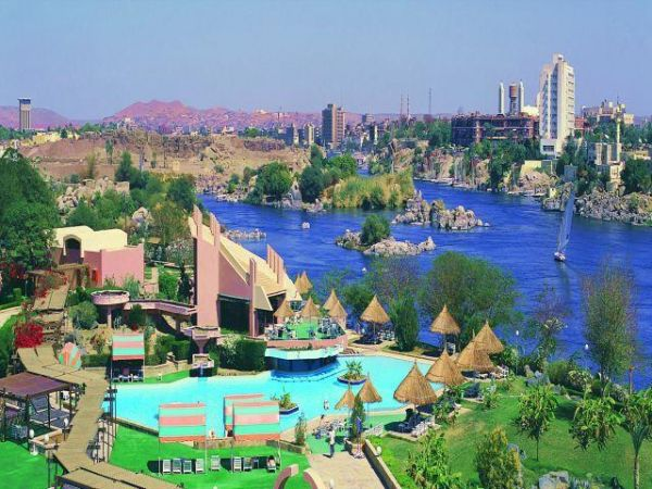 Pyramisa Isis Corniche Aswan Resort image1