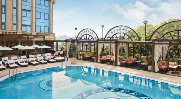 Four Seasons Cairo At The First Residence image7
