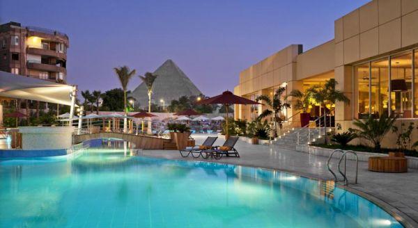 Le Meridien Pyramids Hotel & Spa image2