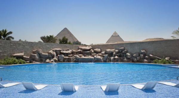 Le Meridien Pyramids Hotel & Spa image4