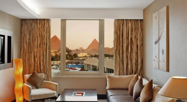 Le Meridien Pyramids Hotel & Spa image13