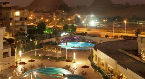 Le Meridien Pyramids Hotel & Spa image3