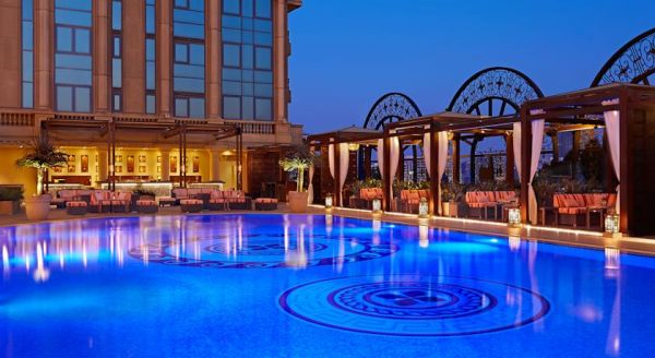 Four Seasons Cairo At The First Residence image1
