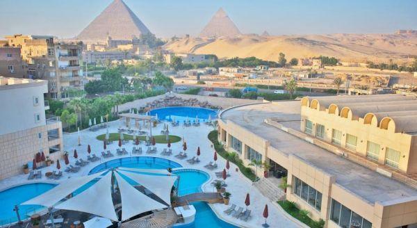 Le Meridien Pyramids Hotel & Spa image1