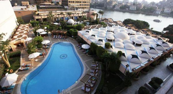 Conrad Cairo Hotel & Casino image10