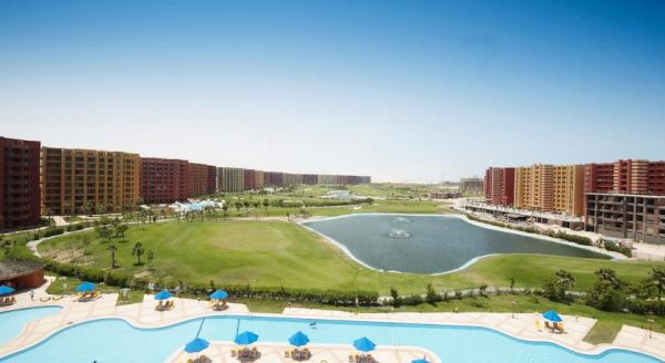 Porto Holidays Golf Deluxe Apartments image1