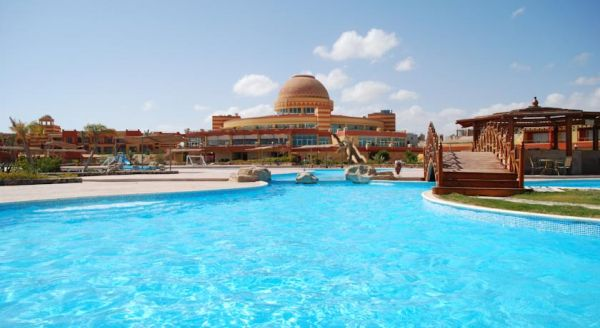 El Malikia Resort Abu Dabbab image10