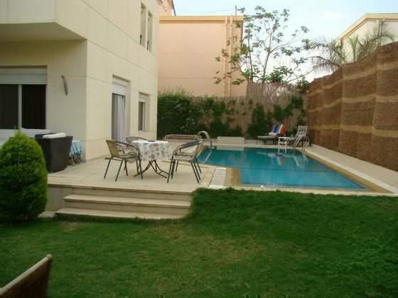 Three-Bedroom Villa at El Safwa Resort image2