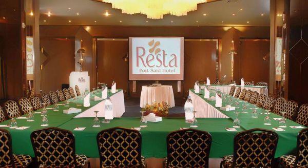 Resta Port Said Hotel image8