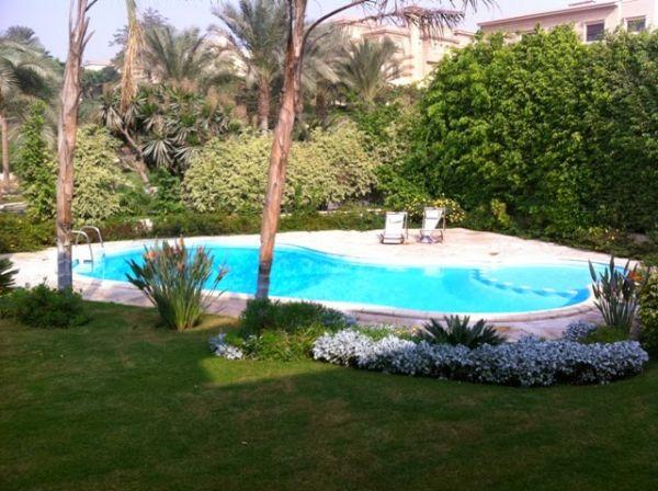 Three-Bedroom Villa at El Safwa Resort image3