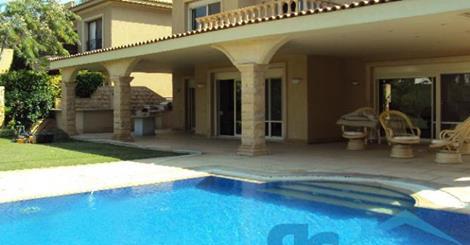 Three-Bedroom Villa at El Safwa Resort image4