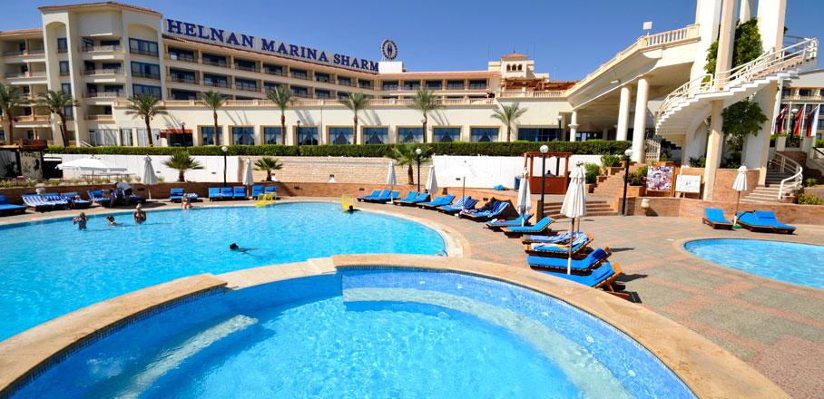 Helnan Marina Sharm Hotel image3