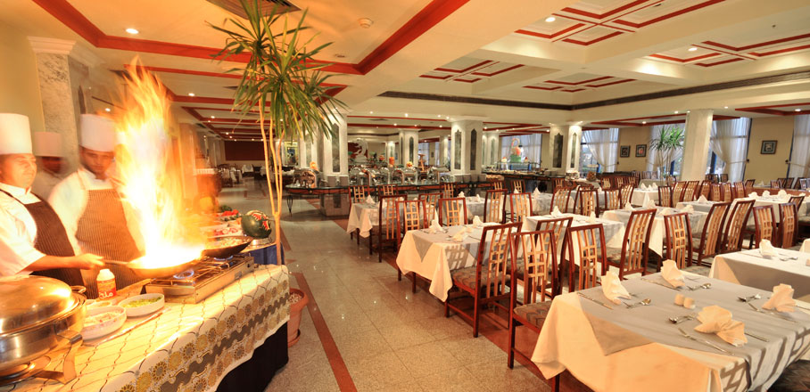 Helnan Marina Sharm Hotel image9