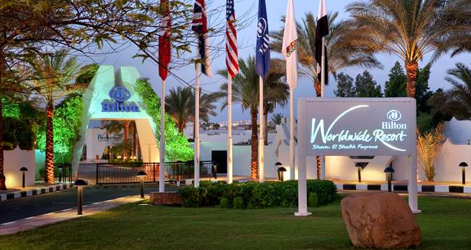 Hilton Sharm El Sheikh Fayrouz Resort image1