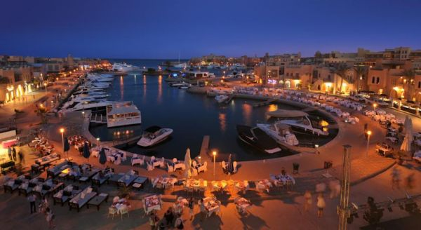 Captain's Inn Hotel . Hurghada