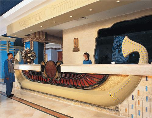 King Tut Aqua Park Beach Resort image2