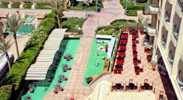 King Tut Aqua Park Beach Resort image24