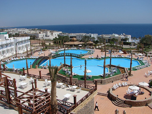 Queen Sharm Resort image8