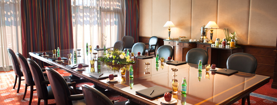 Conrad Cairo Hotel & Casino image2