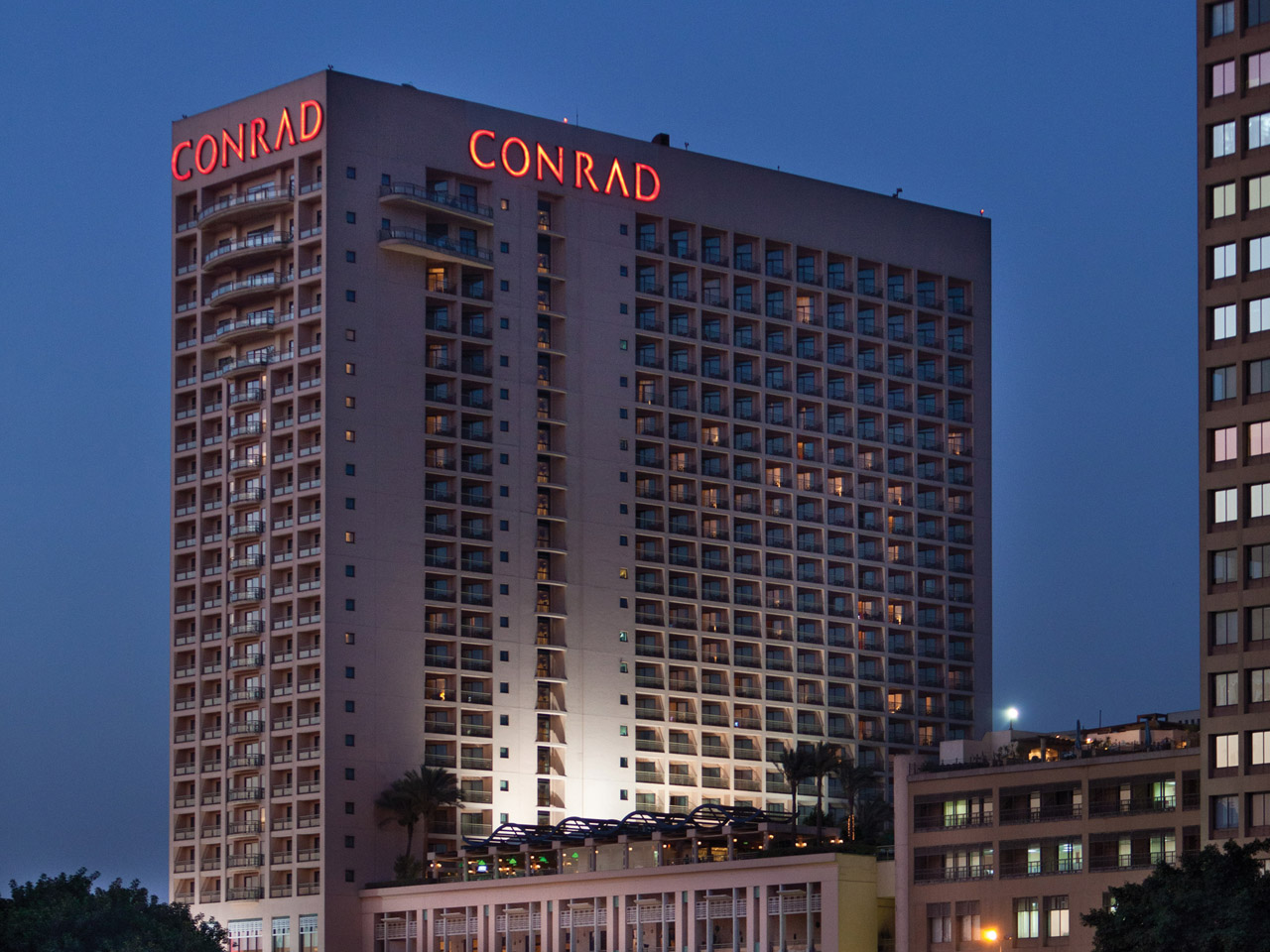 Conrad Cairo Hotel & Casino image1
