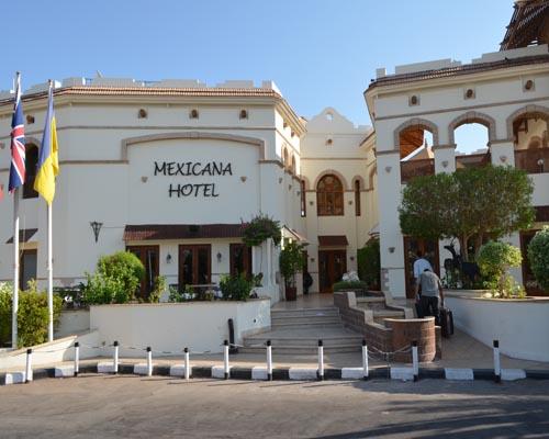 Mexicana Sharm Resort image1