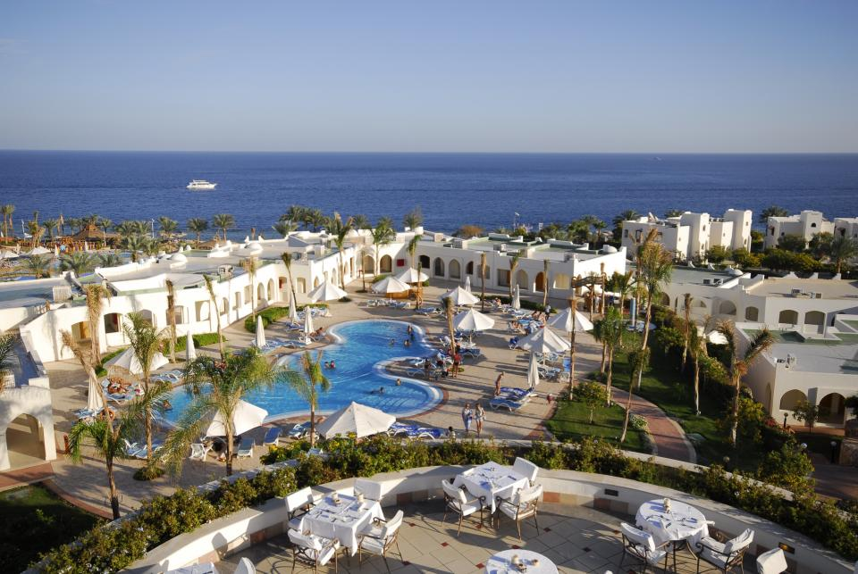 Sunrise Select Garden Beach Resort & Spa Hurghada image3