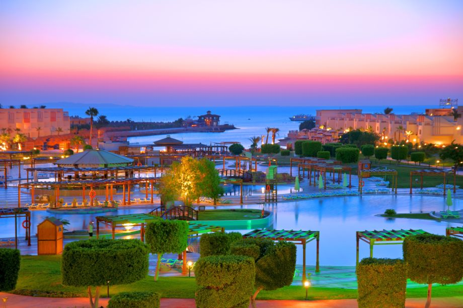 Sunrise Select Garden Beach Resort & Spa Hurghada image4