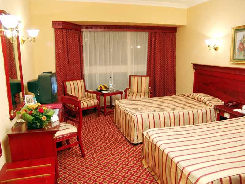 Pyramisa Suites Hotel Cairo image3