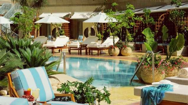 Four Seasons Hotel Cairo at Nile Plaza image6