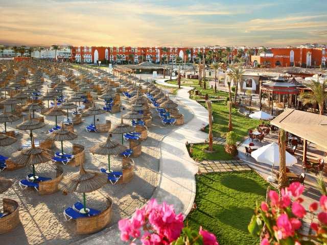 Sunrise Select Garden Beach Resort & Spa Hurghada image6