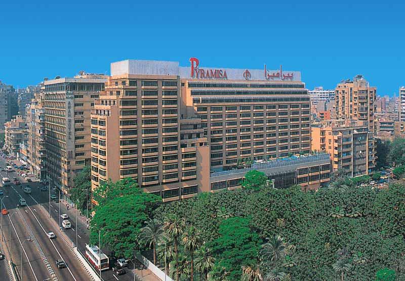 Pyramisa Suites Hotel Cairo image1