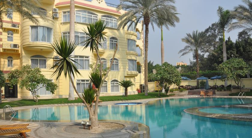 Soluxe Cairo Hotel image5