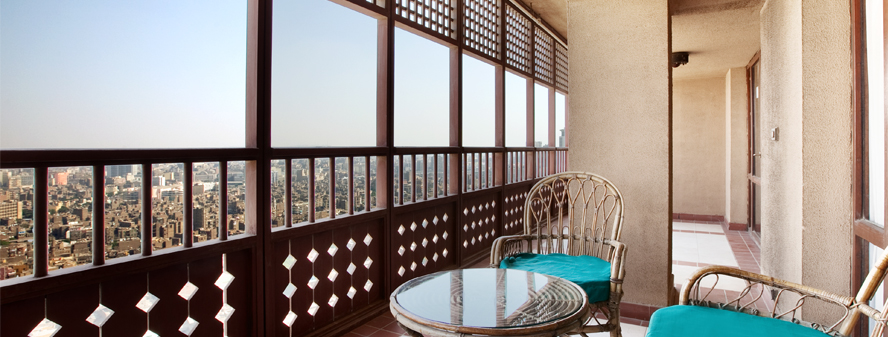 Hilton Cairo World Trade Centre Residence image1