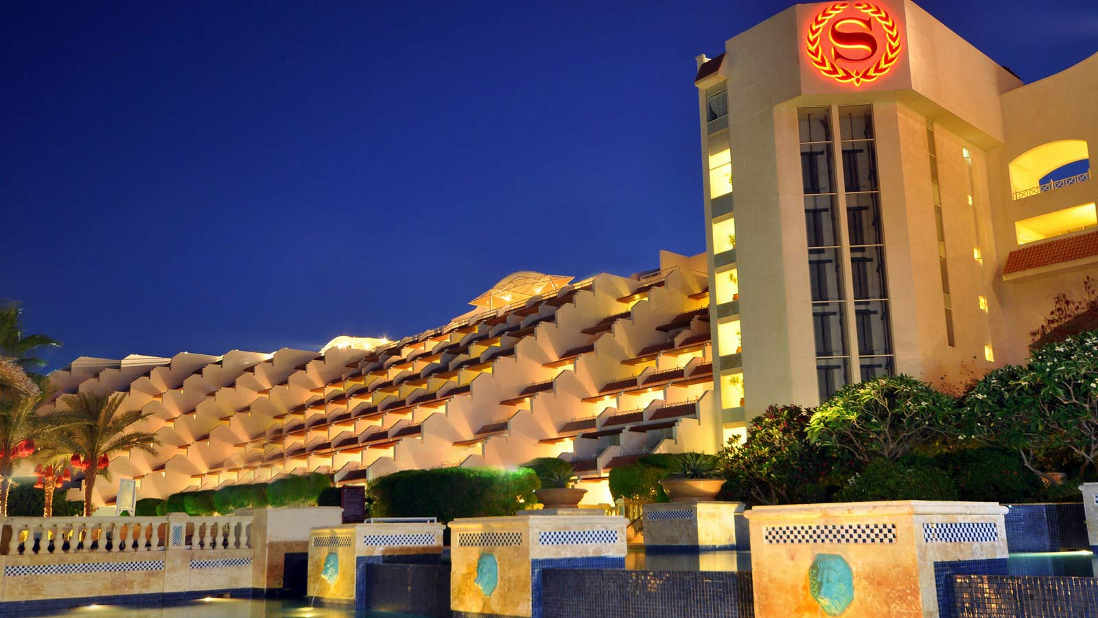 Sheraton Sharm Hotel, Resort, Villas & Spa image1