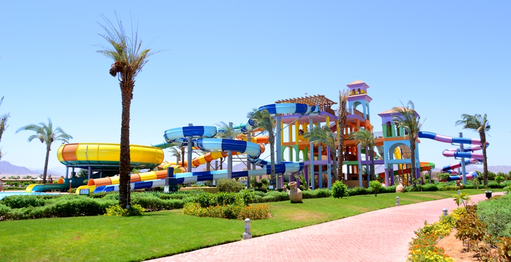Charmillion club  Aqua Park & Spa image6