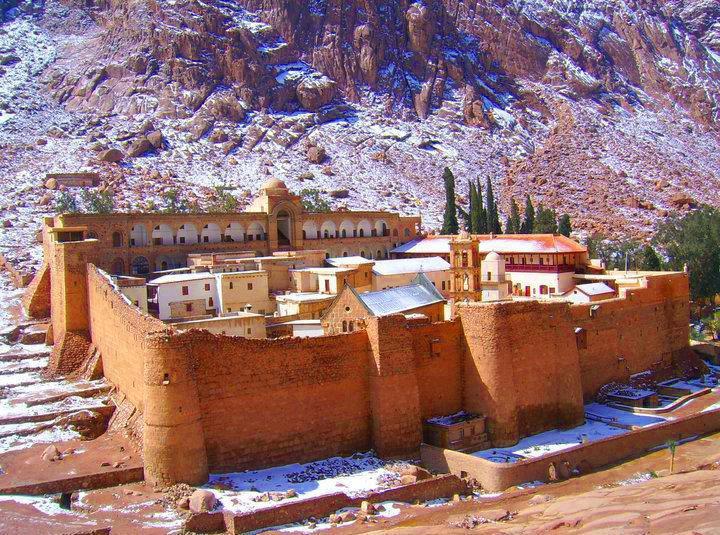 STCatherine monastery